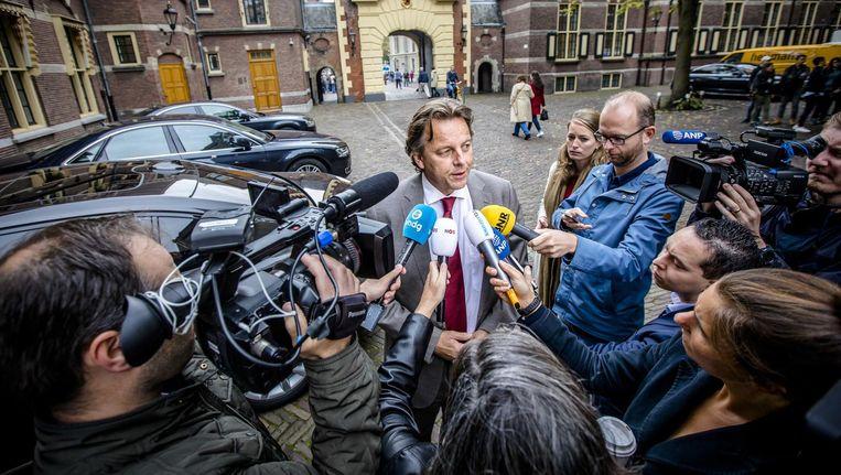 Minister Koenders Beeld anp