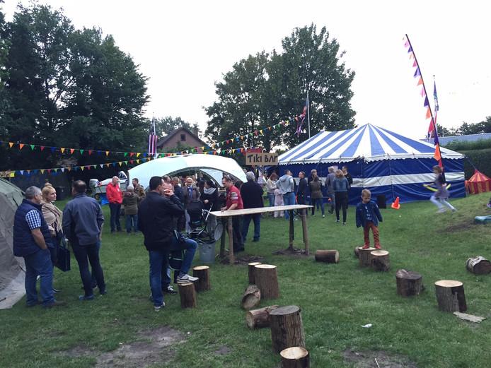 Het festival was bedoeld als open dag