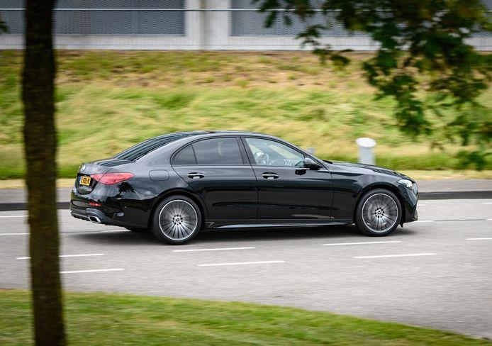 Een kleinere S-klasse: de nieuwe Mercedes-Benz C-klasse.