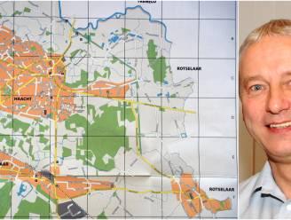 """Oeps, foutje: nieuwe wegenkaart Haacht geeft deelgemeente Wakkerzeel weg aan naburig Rotselaar. """"Met zes man aan proefdruk gewerkt, niemand heeft het gezien"""""""