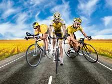 Van der Linden houdt voorsprong vast en wint Lezerstour