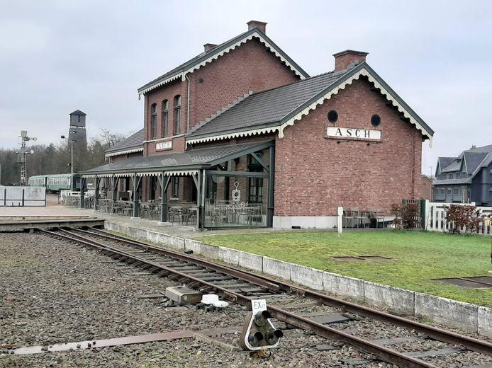 Station Asch.