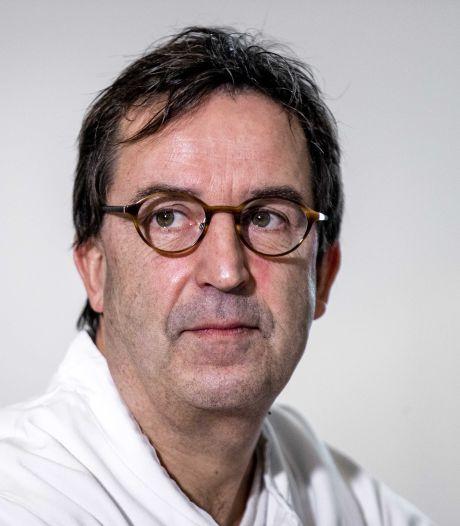 Osterhaus en Gommers: Daling positief, maar gaat te langzaam