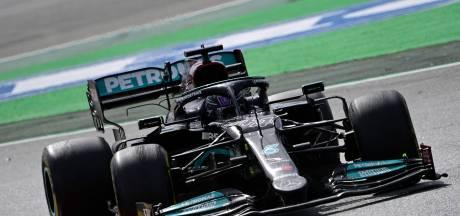 Hamilton domine encore Verstappen et creuse l'écart en tête du championnat du monde