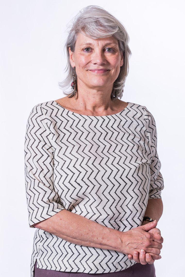 Andrée van Es Beeld Hollandse Hoogte / Rink Hof