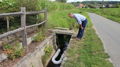 Stookolie drijft in Klijpebeek, oorzaak is nog mysterie