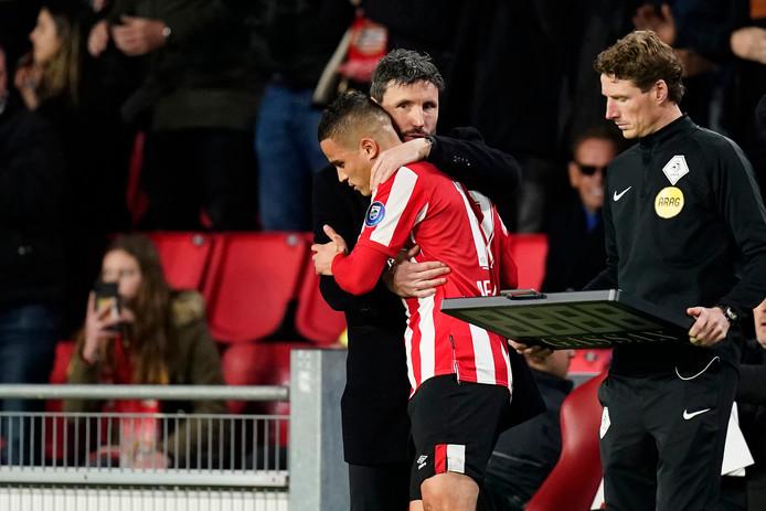 Het moment van PSV - Fortuna Sittard; Ibrahim Afellay keert na bijna negen jaar terug in het Philips Stadion.