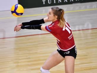 Sarah Cools (Antwerp Volley) ontmoet dit weekend haar ex-ploeg: de Antwerp Ladies tegen de Limburg Ladies