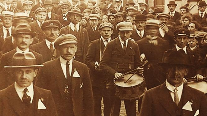 Socialistische Harmonie Vooruit start eeuwfeest met jubileumconcert