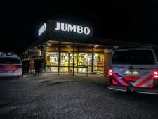 Overval-tieners uit Nijmegen zitten nog vast