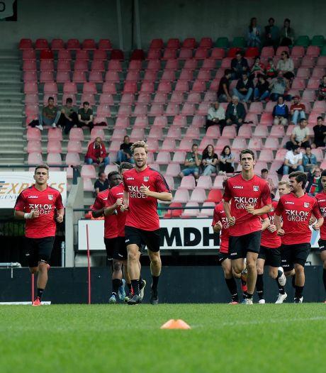 NEC: eerste training op 23 juni, oefenduels bij AZ en Heracles