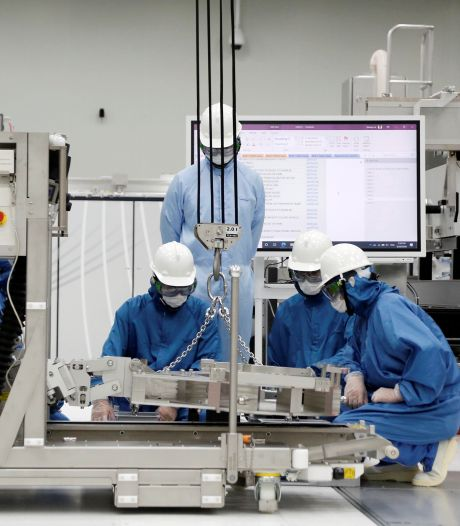 ASML leidt EUV- engineers op in Taiwan