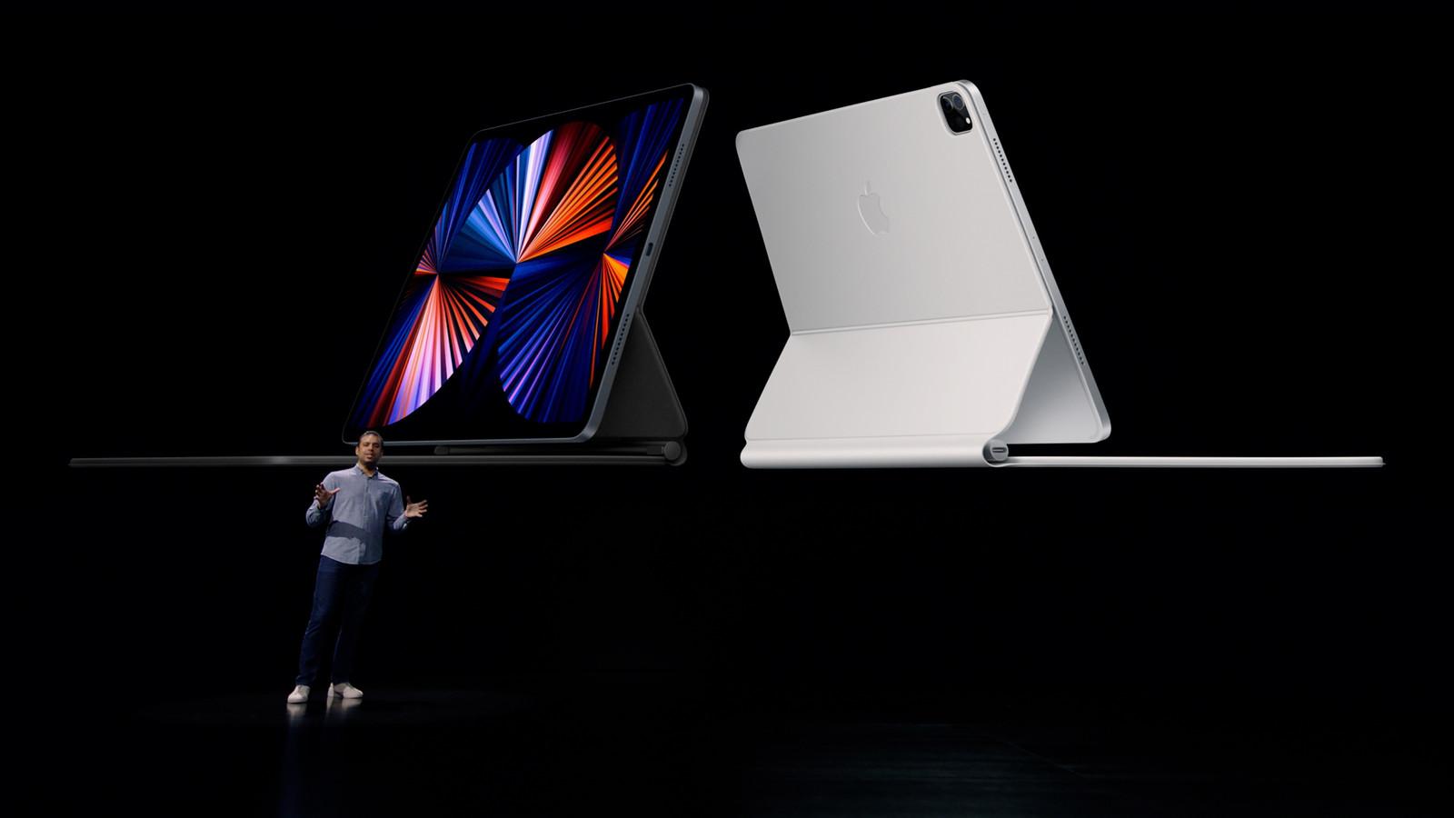 De nieuwe iPad Pro.