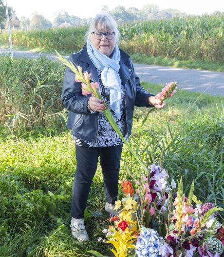 De dood van haar zoon is ondraaglijk voor Gerda (74): 'Ik ga met het verdriet om Roy het graf in'