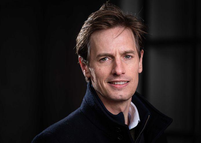 Laurens Dassen, lijsttrekker van Volt.