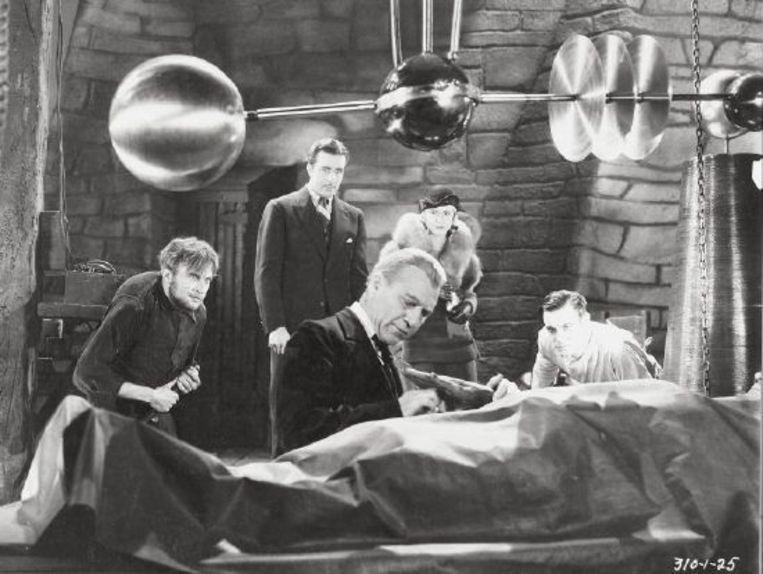 Beeld uit de oorspronkelijke verfilming van het boek (1931) met Boris Karloff. Beeld Brunopress