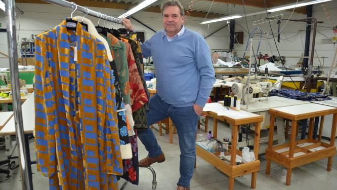 Naaimachine op de kop tikken waarmee kledij van Dries Van Noten werd gemaakt? Machines textielbedrijf Cloë worden geveild