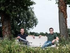 Duo haalt grote namen uit muziekwereld naar Zevenaar: 'Maar we gaan hier geen stuiver aan verdienen'