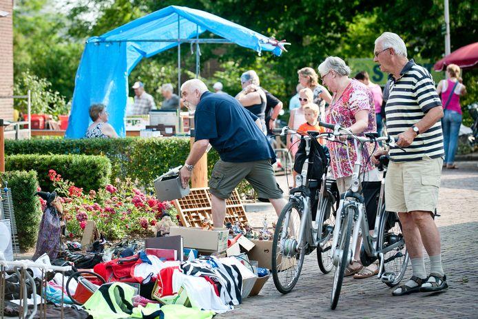 De gemeente ondersteunt bedrijven in de toeristische sector door middel van vouchers.