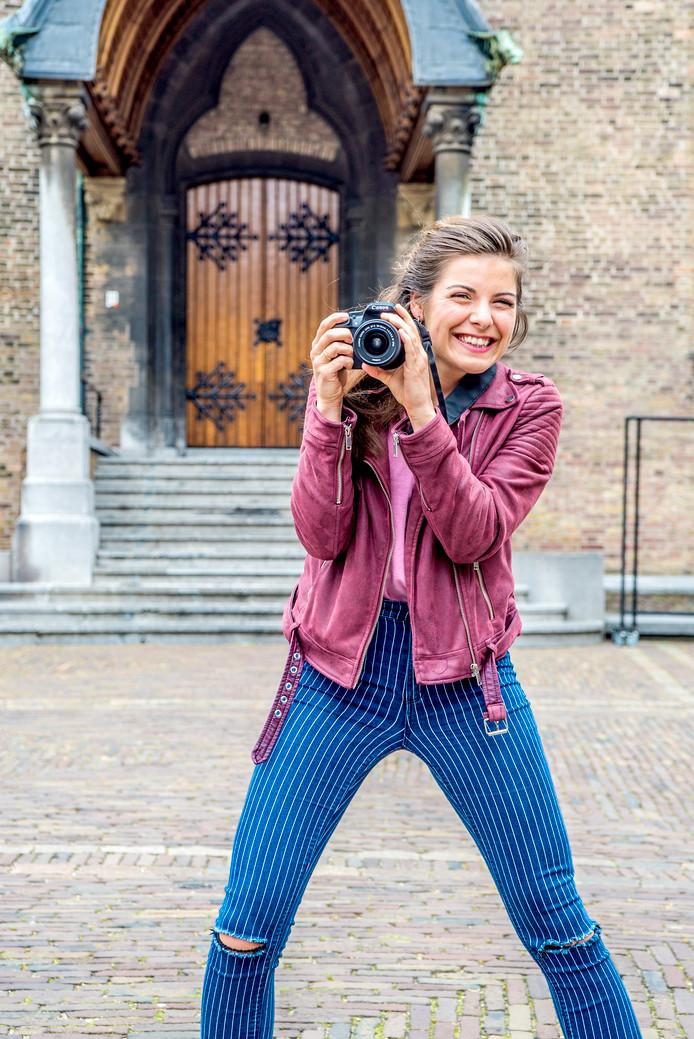 Arieke van Liere studeert Art & Design aan de Willem de Kooning Academie.