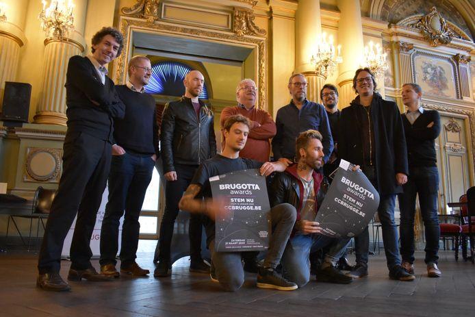De Brugotta Awards komen er weer aan.