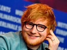 Buren weer boos op Ed Sheeran: 'Hij verbergt illegaal zwembad met hooibalen'
