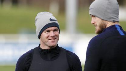 FT buitenland 14/11. Rooney met nummer 10 én aanvoerdersband in afscheidsinterland tegen VS