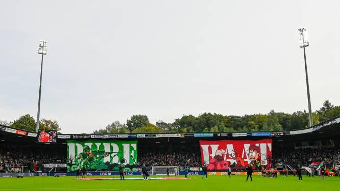 KNVB start vooronderzoek naar veelbesproken spandoeken van NEC-fans