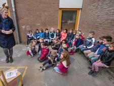 Een dagje les in de buitenlucht bij De Ratel in Gennep