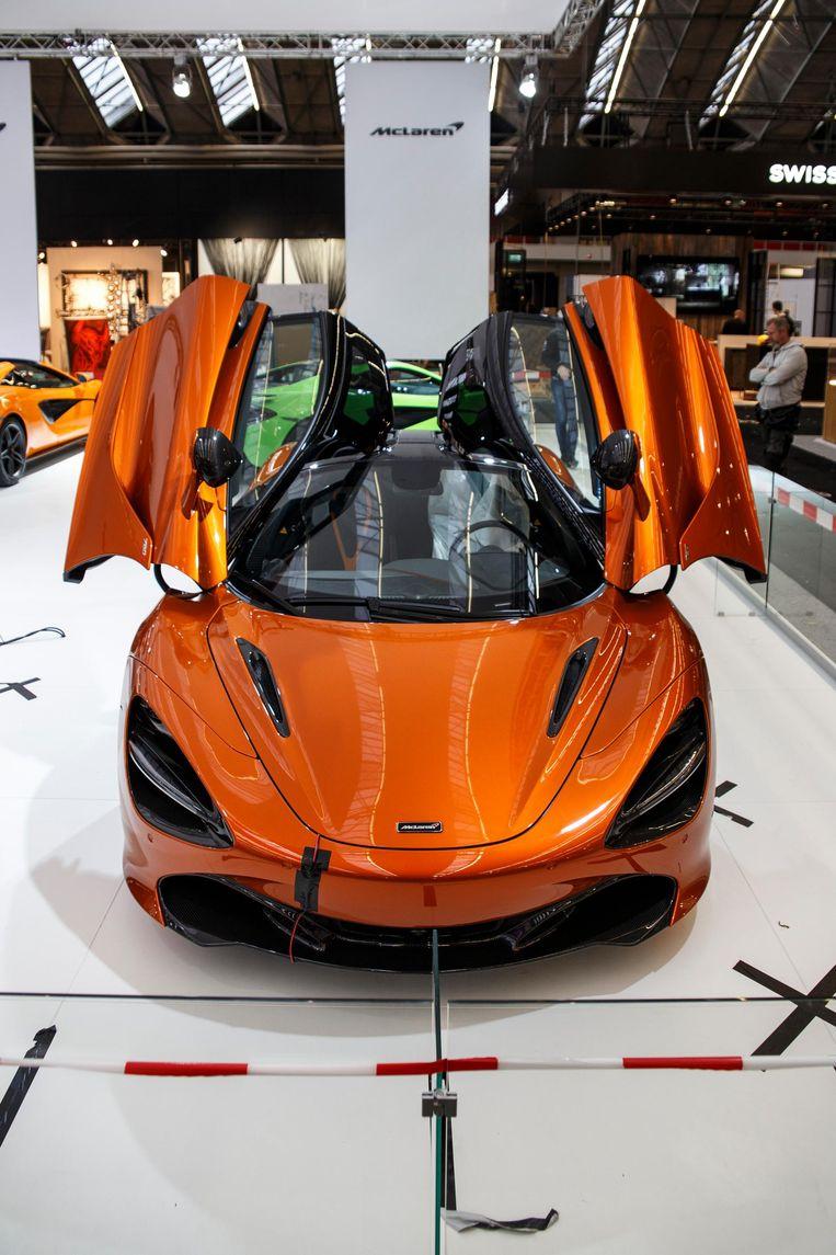 5. McLaren 720S Beeld Carly Wollaert
