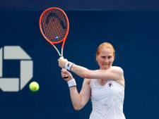 US Open: Alison Van Uytvanck éliminée dès le premier tour