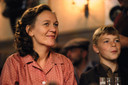 In 'Terug Naar Oosterdonk' speelde Katelijne de moeder van de jonge versie van hoofdpersonage Brecht.
