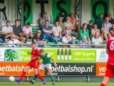 120 minuten voetbal en 18 strafschoppen; de eerste wedstrijd bij de amateurs werd meteen een slijtageslag: 'De fysieke gesteldheid is wel een zorg'