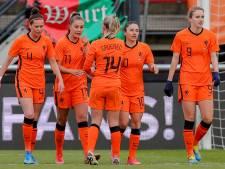 Oranje op Olympische Spelen groepshoofd in pot 1