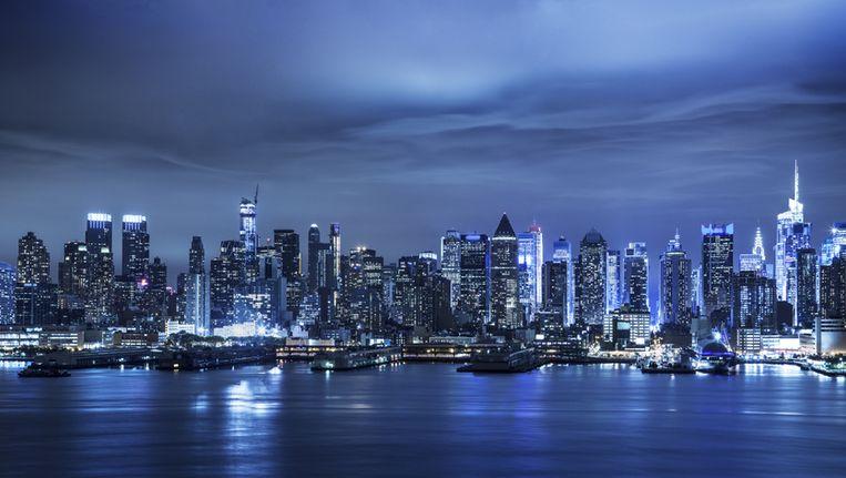 New York City by night Beeld Thinkstock