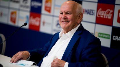 """AA Gent roept zichzelf uit als dé uitdager van Club, De Witte: """"Over 2 à 3 weken wil ik weer persconferentie geven"""""""