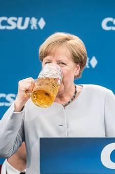 Mutti Merkel laat zien wie de baas is