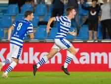 De Graafschap-talent Haen scoort bij debuut voor Oranje O18