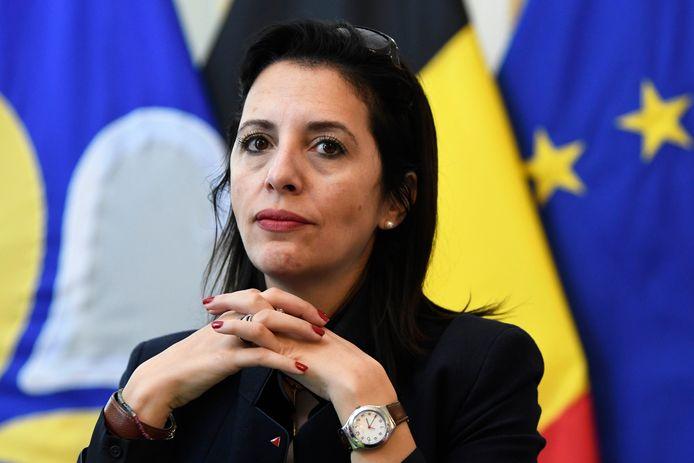 La ministre fédérale du Climat, Zakia Khattabi