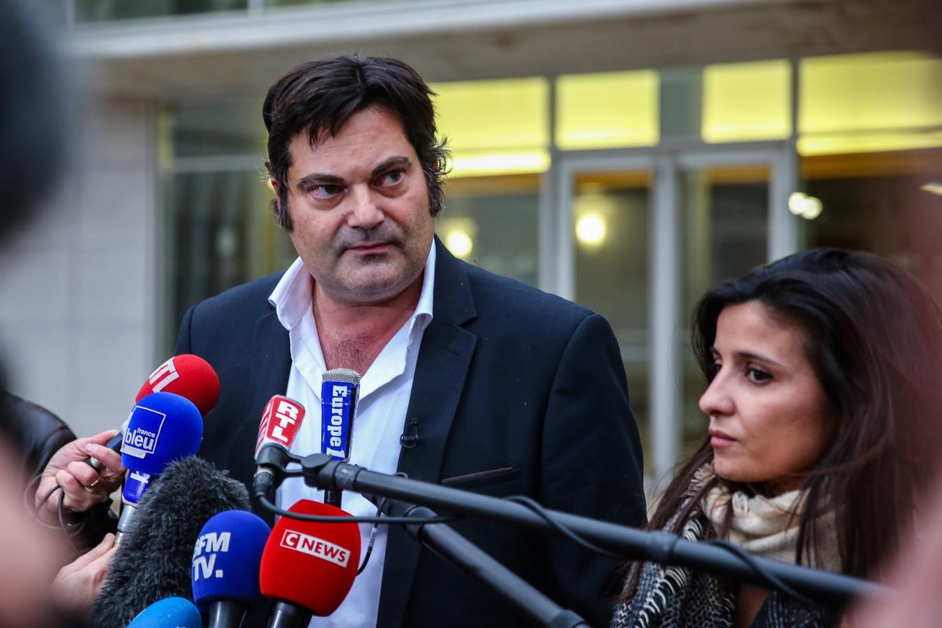 Randall Schwerdorffer, l'avocat de Jonathann Daval