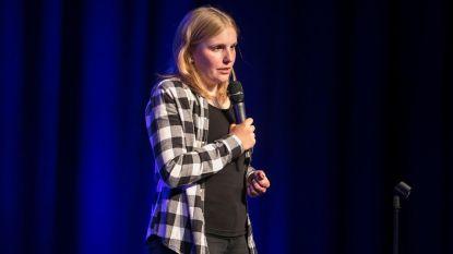 Amelie Albrecht in De Humorklas van Radio 2