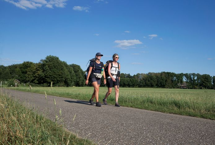 Wandelen is de favoriete vrijetijdsbesteding van veel mensen.
