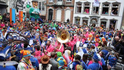 CARNAVAL HALLE: Marc Snoeck (Sp.a) beleeft zijn eerste Carnaval Halle als burgemeester