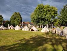 Gezinnen uit deze wijk kunnen straks om de hoek naar de camping