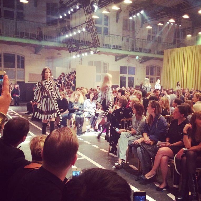 Givenchy. Beeld Bregje Lampe