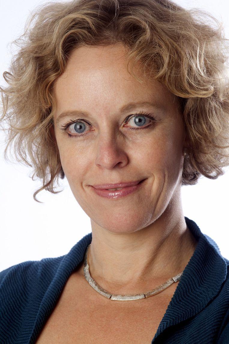 Gedeputeerde Inga Verhaert. Beeld kos
