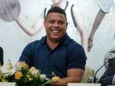 Ronaldo met longontsteking opgenomen in het ziekenhuis