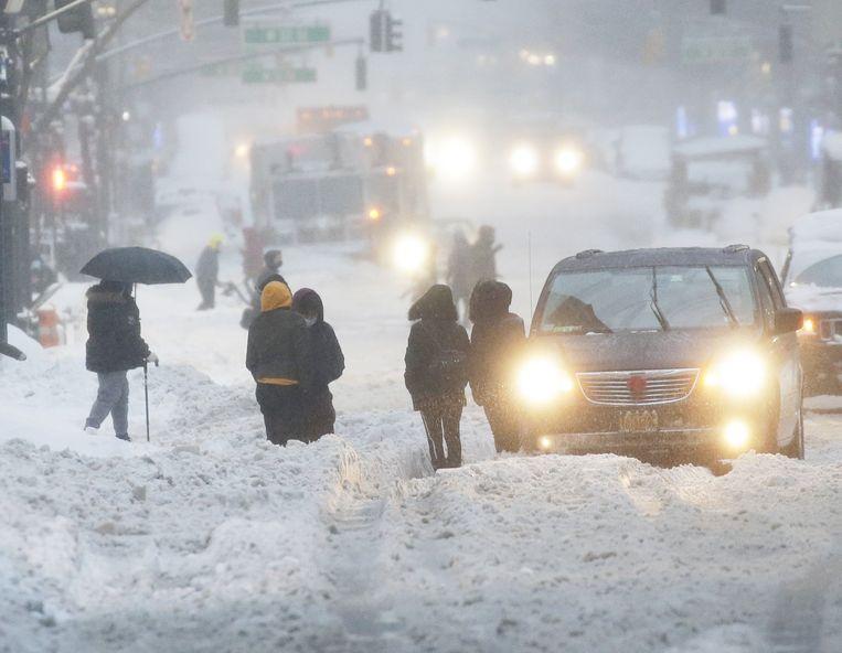 Sixth Avenue. Beeld Photo News