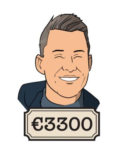 Cem heeft twee werkgevers: 'Verdien 1000 euro netto meer dan mijn leeftijdgenoten'