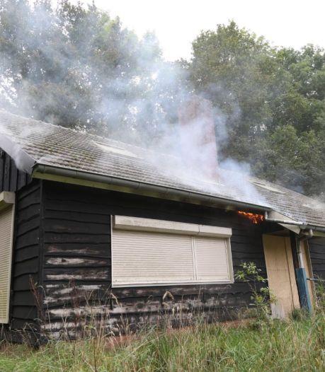 Voor de tweede keer in een jaar brand in verenigingsgebouw in Rijssen